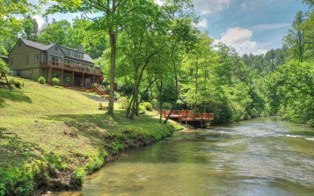 420 Spring Valley Ln, Ellijay, GA 30540 (MLS #288245) :: RE/MAX Town & Country