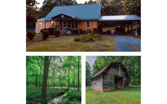 4183 Highway 52 E, East Ellijay, GA 30536 (MLS #288472) :: RE/MAX Town & Country