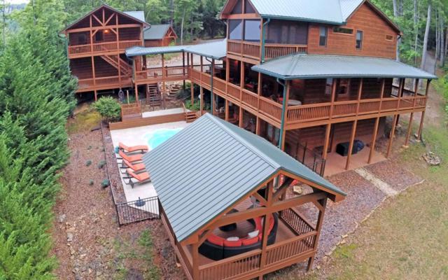 256 Nicholson Farm Rd, Blairsville, GA 30512 (MLS #289213) :: RE/MAX Town & Country