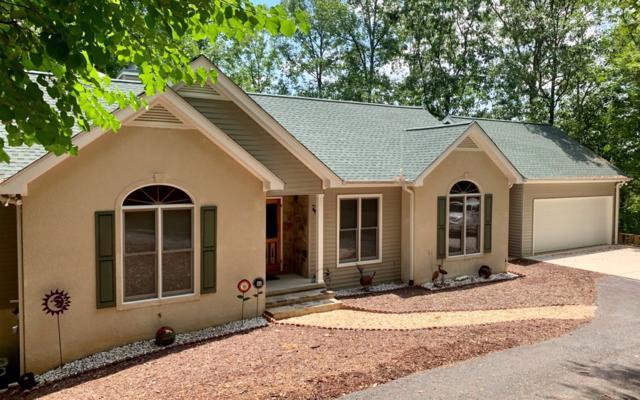 406 Arrowood Pointe, Blairsville, GA 30512 (MLS #289681) :: RE/MAX Town & Country