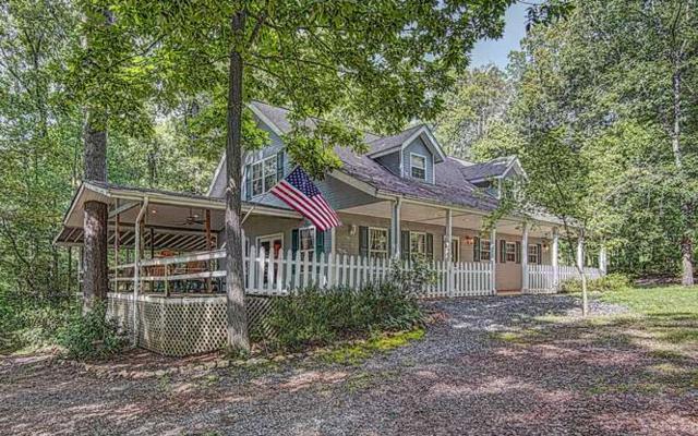 676 Lake Cove Lodge Road, Blairsville, GA 30512 (MLS #290173) :: RE/MAX Town & Country
