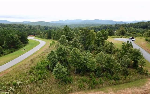 92 Northshore, Blairsville, GA 30512 (MLS #291389) :: RE/MAX Town & Country