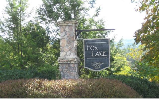 #101 Fox Lake, Blairsville, GA 30512 (MLS #292023) :: RE/MAX Town & Country