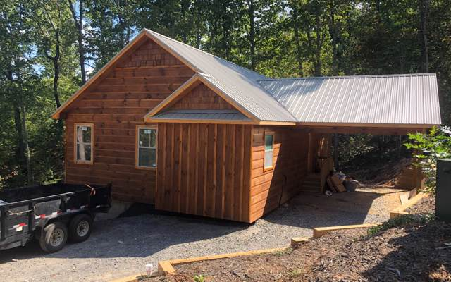 #18 Deer Ridge, Murphy, NC 28906 (MLS #292463) :: RE/MAX Town & Country