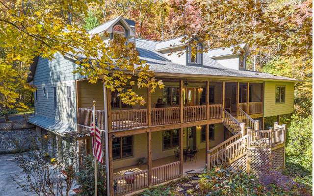 2958 Mountain Tops Rd, Blue Ridge, GA 30513 (MLS #292780) :: RE/MAX Town & Country