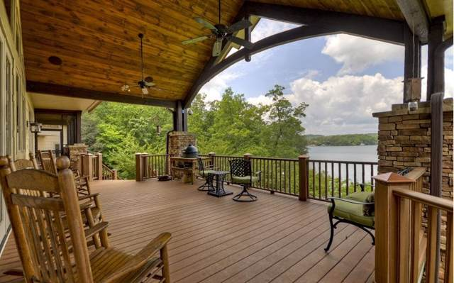 80 Thoma Point, Blue Ridge, GA 30513 (MLS #292864) :: RE/MAX Town & Country