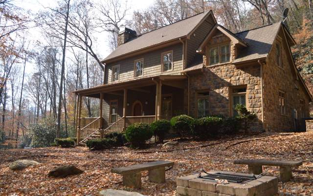 65 Harriet Moore Dr, Hayesville, NC 28904 (MLS #293174) :: RE/MAX Town & Country