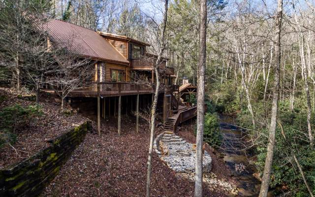 105 Timberlake Road, Blue Ridge, GA 30513 (MLS #294016) :: RE/MAX Town & Country
