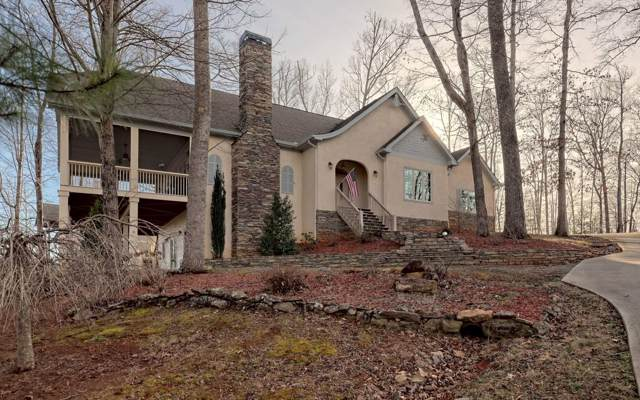 727 Tahlequah Ridge, Hayesville, NC 28904 (MLS #294761) :: RE/MAX Town & Country