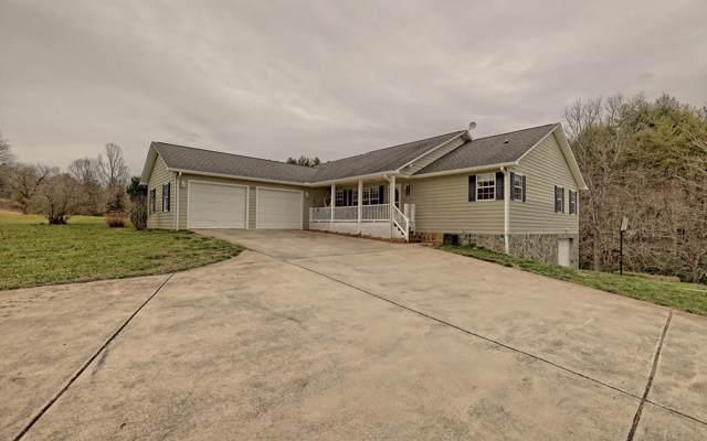 282 Saddle Ridge Dr, Warne, NC 28909 (MLS #294783) :: RE/MAX Town & Country