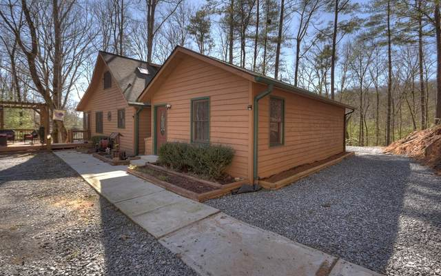 317 Dunn Mill Creek Road, Blue Ridge, GA 30513 (MLS #295267) :: RE/MAX Town & Country
