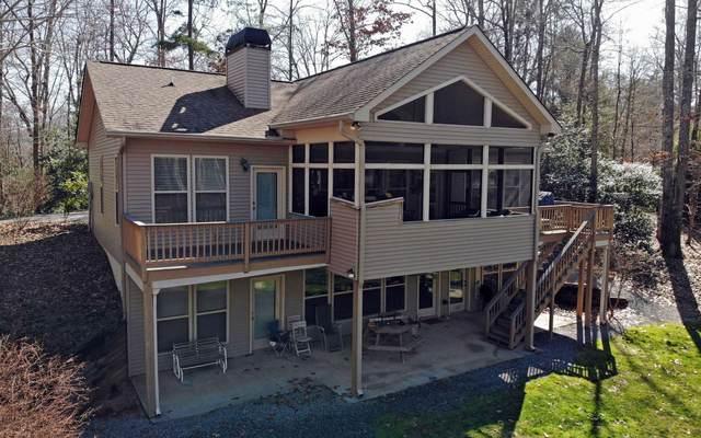1554 Heathers Cove, Hiawassee, GA 30546 (MLS #295417) :: RE/MAX Town & Country