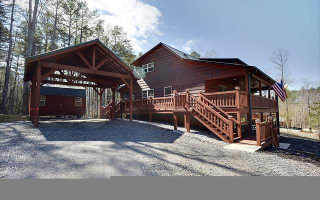 95 Morning Star, Blairsville, GA 30512 (MLS #295570) :: RE/MAX Town & Country