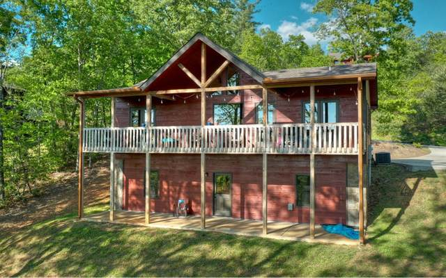 211 Big Timber Road, Mineral Bluff, GA 30559 (MLS #296025) :: RE/MAX Town & Country