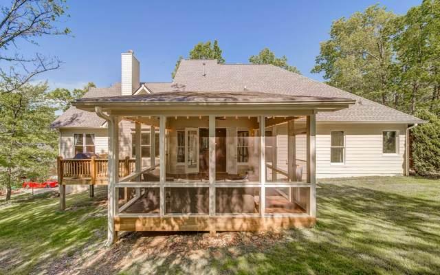 51 Lumber Oaks Ln, Talking Rock, GA 30175 (MLS #296306) :: RE/MAX Town & Country