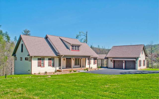 247 Barlow Fields Drive, Hayesville, NC 28904 (MLS #296361) :: RE/MAX Town & Country