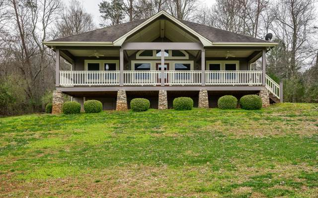 291 Black Ankle Creek Rd, Cherry Log, GA 30522 (MLS #296421) :: RE/MAX Town & Country