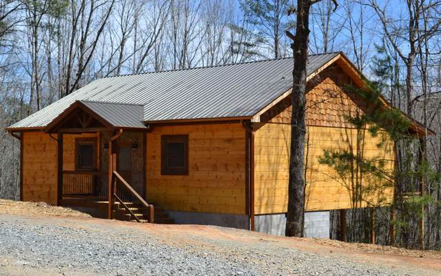 108 Hideaway Trail, Copperhill, TN 37317 (MLS #296475) :: RE/MAX Town & Country
