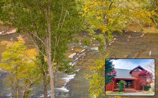 92 Fish Trap Road, Blue Ridge, GA 30513 (MLS #296535) :: RE/MAX Town & Country