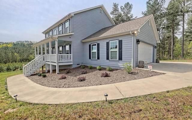 91 Stables Loop, Blairsville, GA 30512 (MLS #296910) :: RE/MAX Town & Country