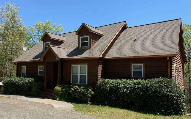 248 Lapidary Lane, Young Harris, GA 30582 (MLS #296968) :: RE/MAX Town & Country