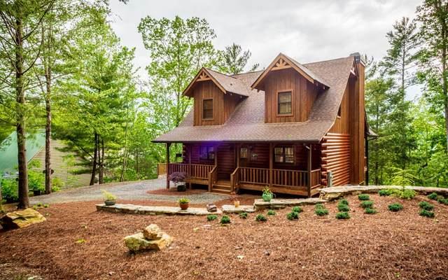 565 Hidden Lake Dr, Cherry Log, GA 30522 (MLS #297058) :: RE/MAX Town & Country