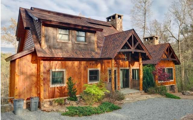 60 Toccoa Heights Rd, Blue Ridge, GA 30513 (MLS #297121) :: RE/MAX Town & Country