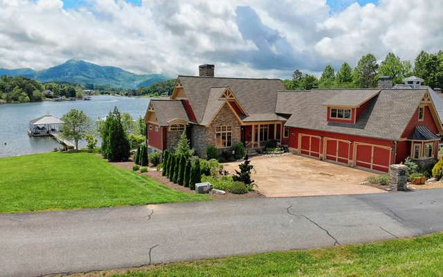 524 Mcintosh Circle, Hayesville, NC 28904 (MLS #297266) :: RE/MAX Town & Country