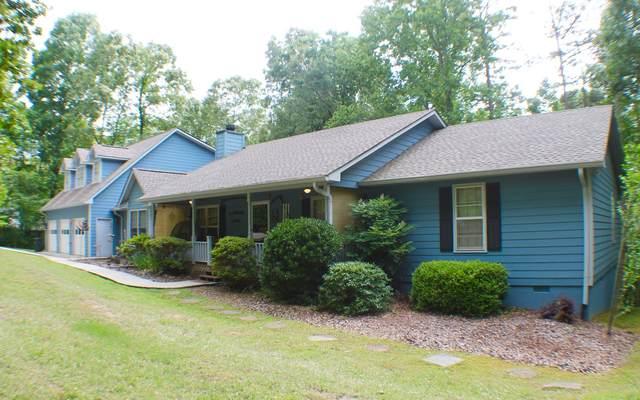 681 Timber Ridge Lane, Ellijay, GA 30540 (MLS #297534) :: RE/MAX Town & Country