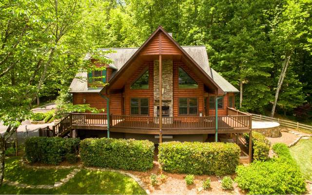 28 Black Oak Dr, Hayesville, NC 28904 (MLS #297776) :: RE/MAX Town & Country