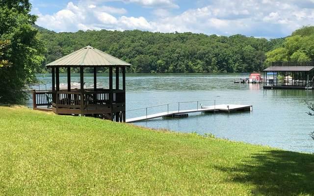 LOT18 Hideaway Point, Young Harris, GA 30582 (MLS #298221) :: Path & Post Real Estate
