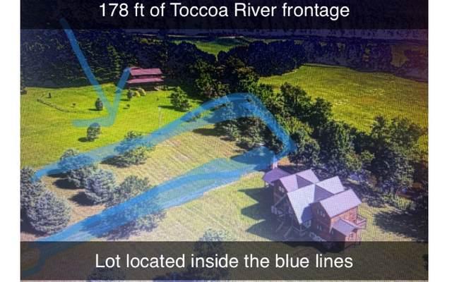 LT 11 Indian Villiage, Blue Ridge, GA 30513 (MLS #299266) :: Path & Post Real Estate