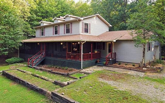 464 Huckleberry Hills, Blairsville, GA 30512 (MLS #299916) :: RE/MAX Town & Country