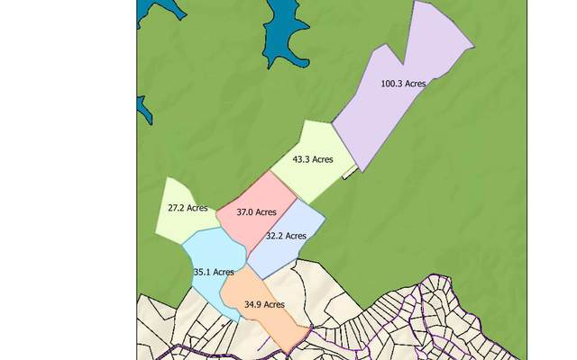 TR 7 Sandy Gap Road, Murphy, NC 28906 (MLS #300244) :: Path & Post Real Estate