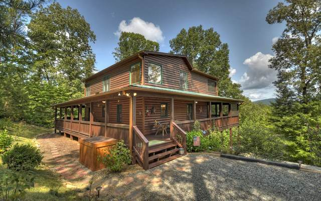 144 Humphrey Heights, Mineral Bluff, GA 30559 (MLS #300368) :: RE/MAX Town & Country