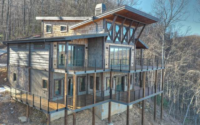 221 Cohutta Ranch Summit, Blue Ridge, GA 30513 (MLS #300725) :: Path & Post Real Estate