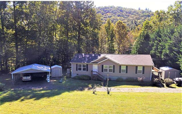 33 Mary Lane, Hayesville, NC 28904 (MLS #301106) :: RE/MAX Town & Country