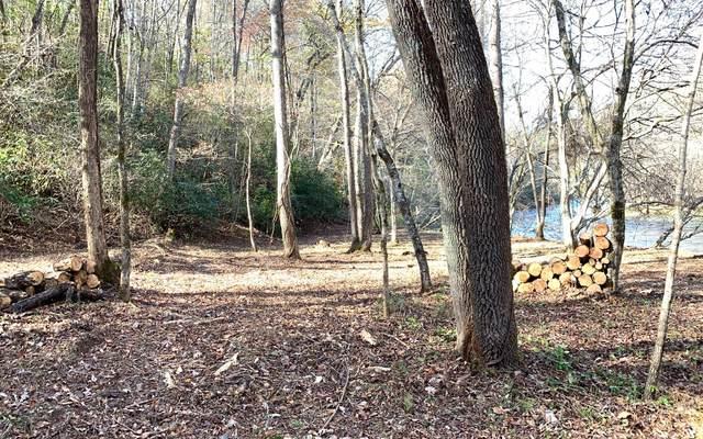 LOT Riverbend Dr, Hayesville, NC 28904 (MLS #301769) :: Path & Post Real Estate