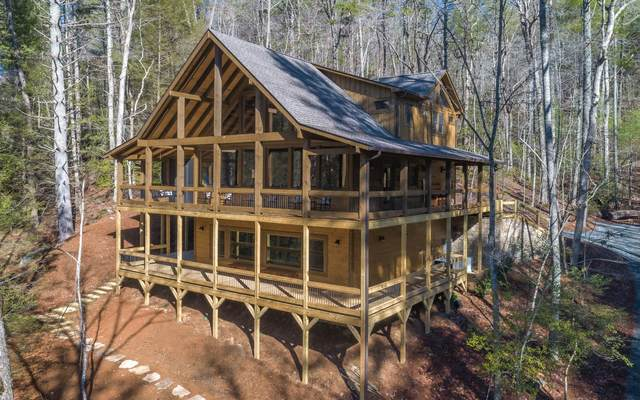 LOT 2 Bryant Farms Road, Ellijay, GA 30540 (MLS #301778) :: RE/MAX Town & Country