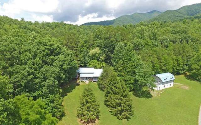 436 Compass Meadows Dr, Hayesville, NC 28904 (MLS #302016) :: RE/MAX Town & Country