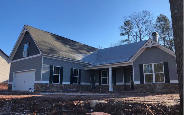 72 Highland Pointe Dr, Ellijay, GA 30540 (MLS #302056) :: RE/MAX Town & Country