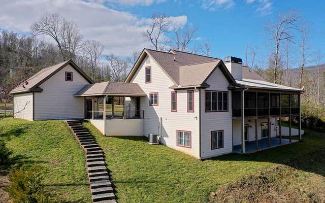 247 Barlow Fields Dr, Hayesville, NC 28904 (MLS #302264) :: Path & Post Real Estate