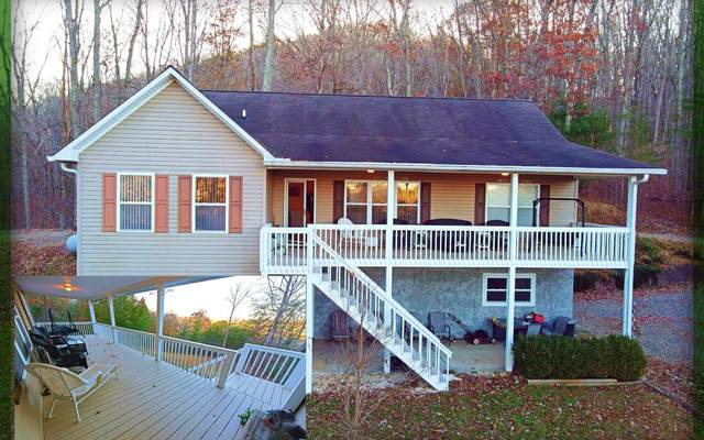 135 Caylee Anne Dr, Blairsville, GA 30512 (MLS #302433) :: Path & Post Real Estate