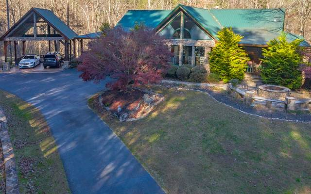 1977 Mountain Tops Road, Blue Ridge, GA 30513 (MLS #302649) :: Path & Post Real Estate