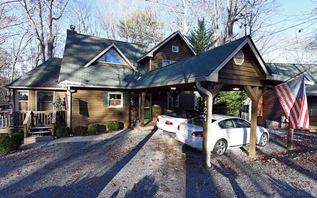 121 Pine Ridge Road, East Ellijay, GA 30536 (MLS #302726) :: RE/MAX Town & Country
