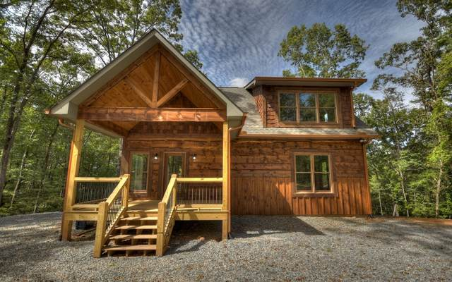 LT3 Ridge Oaks Way, East Ellijay, GA 30540 (MLS #303144) :: RE/MAX Town & Country