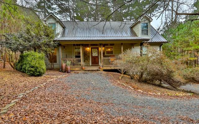 1298 Newport Drive, Ellijay, GA 30540 (MLS #303191) :: RE/MAX Town & Country