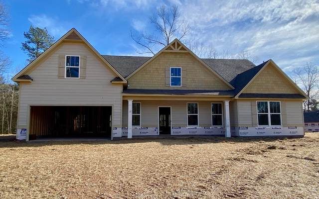 56 Highland Pointe Dr, Ellijay, GA 30540 (MLS #303389) :: RE/MAX Town & Country