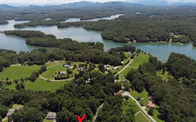 LT 3 Arrowood Pointe, Blairsville, GA 30512 (MLS #303422) :: RE/MAX Town & Country