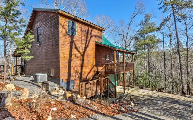 50 Merit Court, Ellijay, GA 30540 (MLS #303518) :: RE/MAX Town & Country